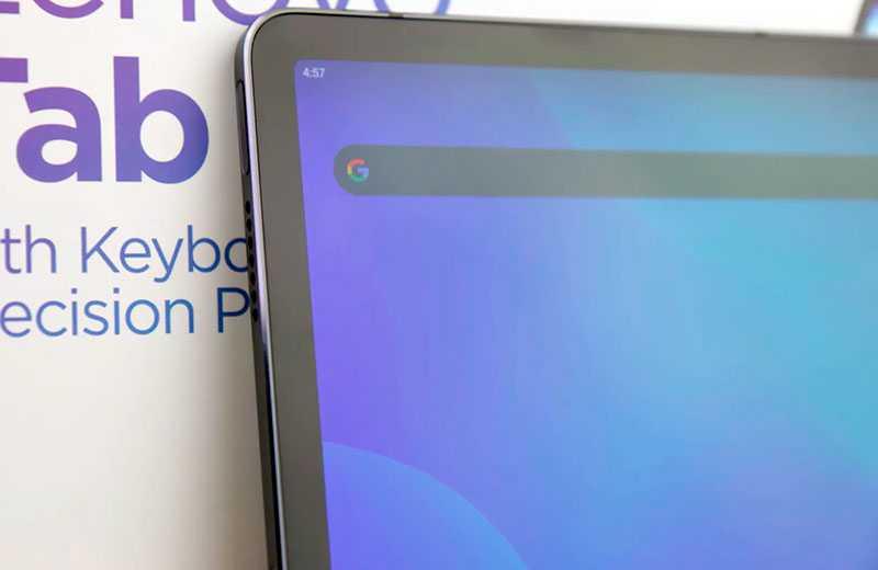 Lenovo Tab P11 Pro операционная система