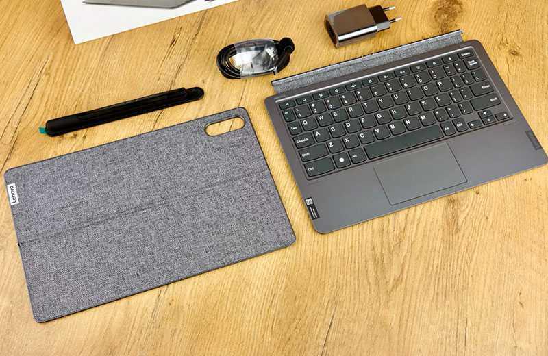 Комплектация Lenovo Tab P11 Pro