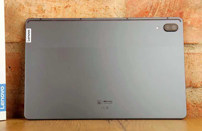 Дизайн Lenovo Tab P11 Pro