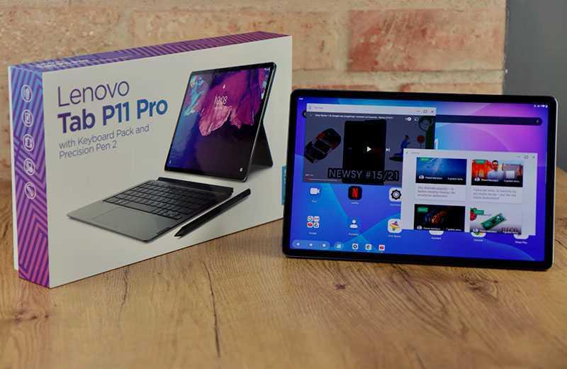 Обзор Lenovo Tab P11 Pro планшета в авангарде — Отзывы TehnObzor