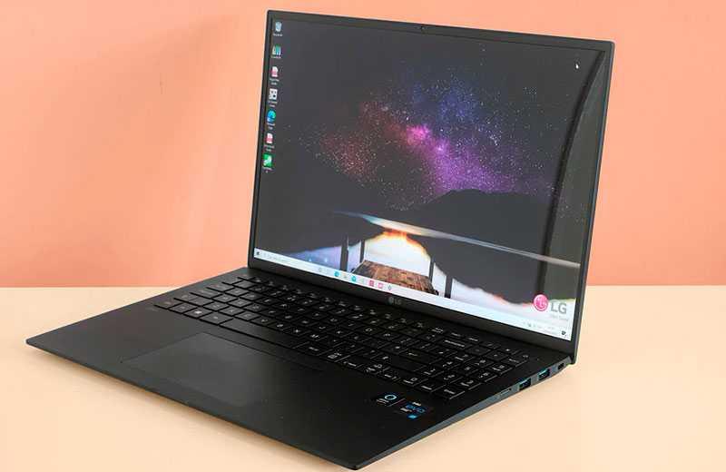 Обзор ноутбука LG Gram 16