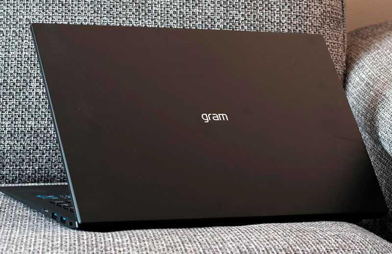 LG Gram 16 дизайн