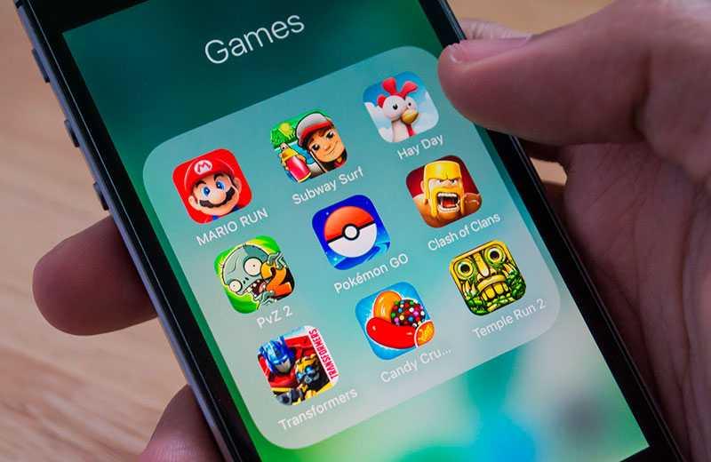 ТОП-игр на iPhone