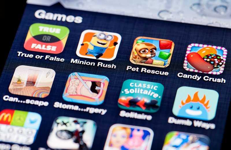 ТОП-игр для iPhone на 2021 год