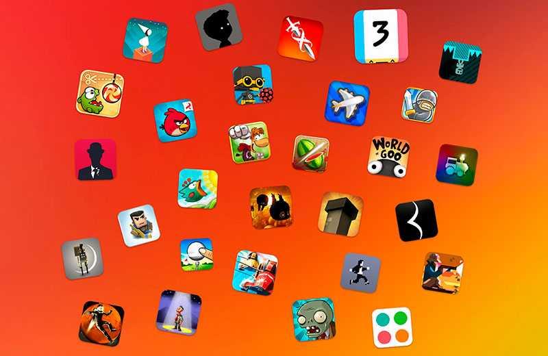 Как отбирались самые популярные игры на iPhone?
