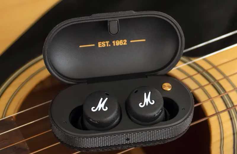 Marshall Mode II качество звука