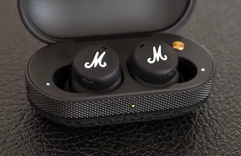 Звук Marshall Mode II