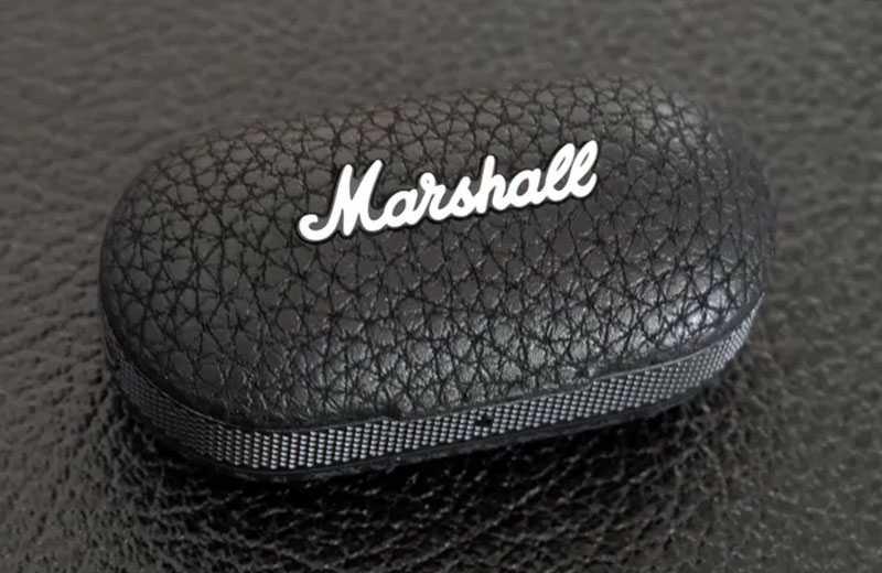 Marshall Mode II беспроводные наушники