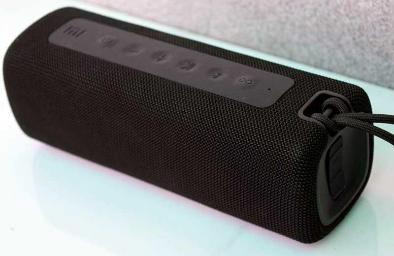 Обзор Xiaomi Mi Portable Bluetooth Speaker