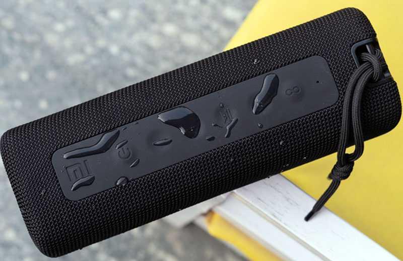 Xiaomi Mi Portable Bluetooth Speaker качество звука
