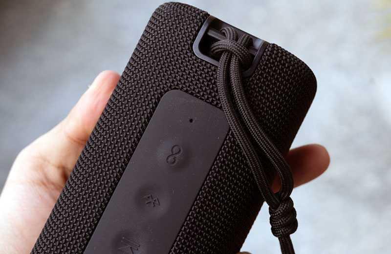 Тест Xiaomi Mi Portable Bluetooth Speaker