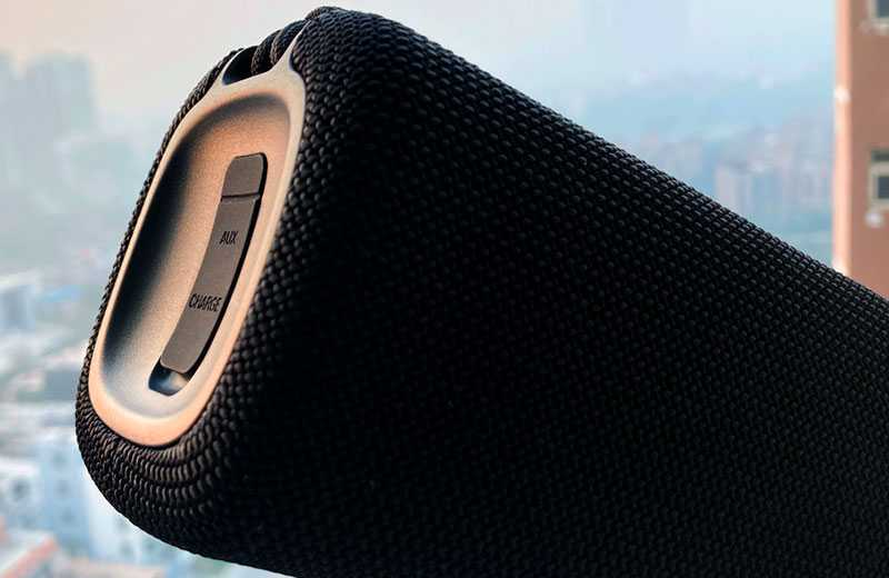 Xiaomi Mi Portable Bluetooth Speaker как спикер