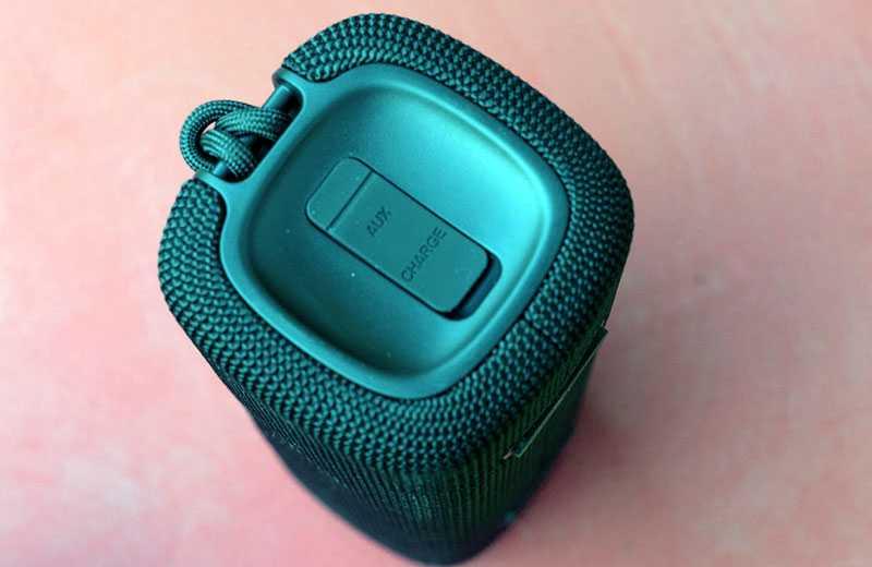 Характеристики Xiaomi Mi Portable Bluetooth Speaker