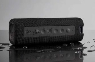 Обзор Xiaomi Mi Portable Bluetooth Speaker портативной Bluetooth-колонки — Отзывы TehnObzor