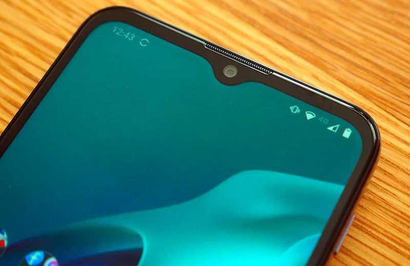 Motorola Moto G30 дисплей