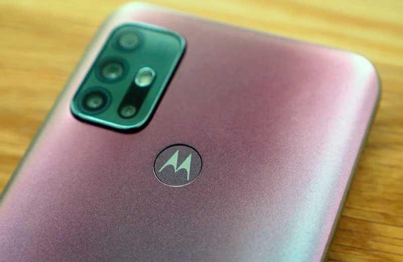 Motorola Moto G30 кмера смартфона