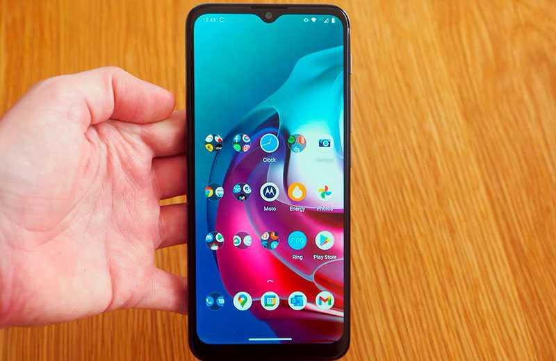 Motorola Moto G30 ОС