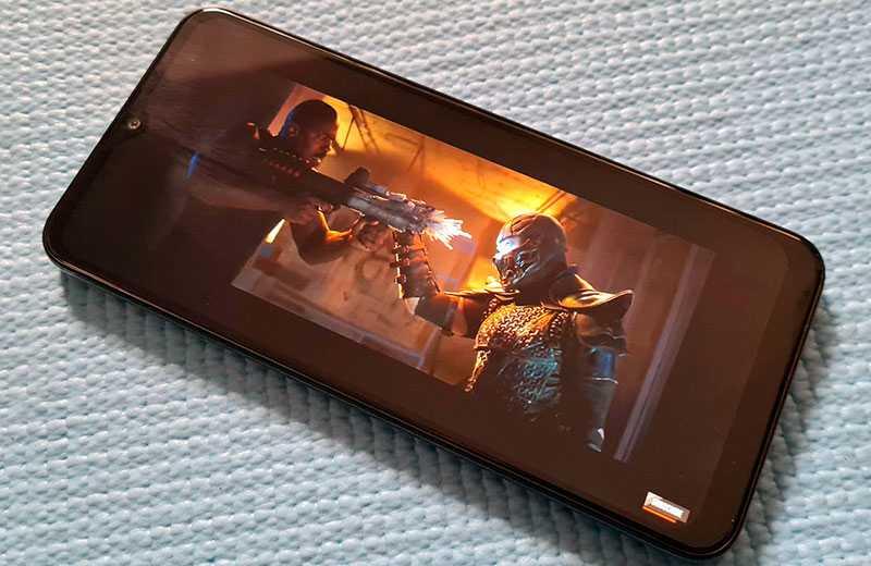 Тест Motorola Moto G30