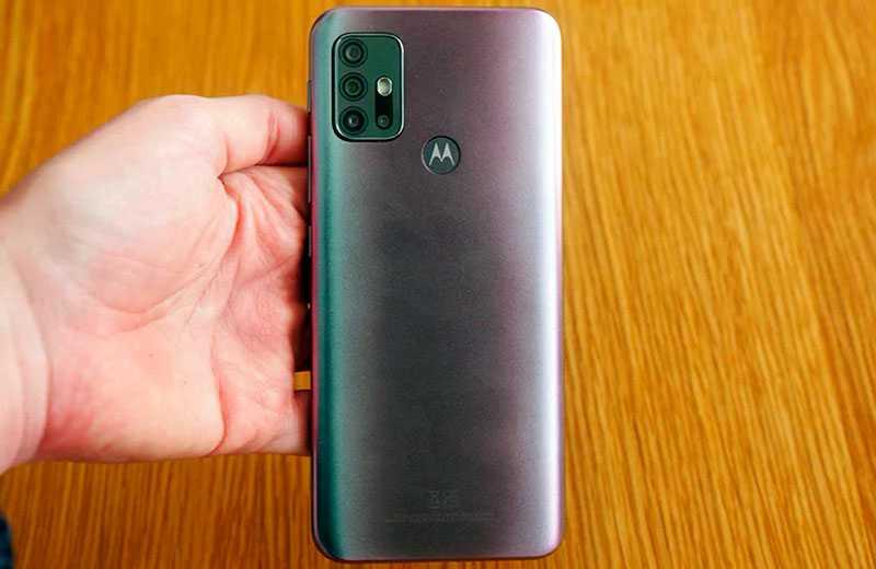 Motorola Moto G30 обзор