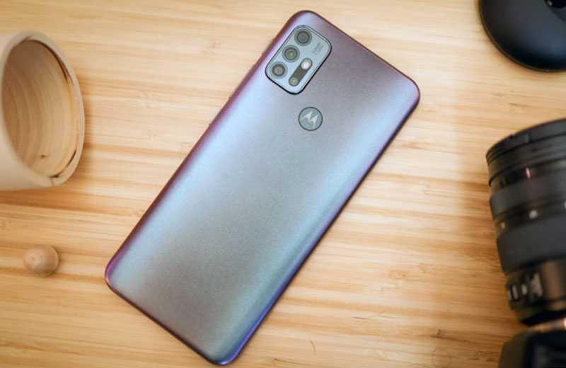 Характеристики Motorola Moto G30