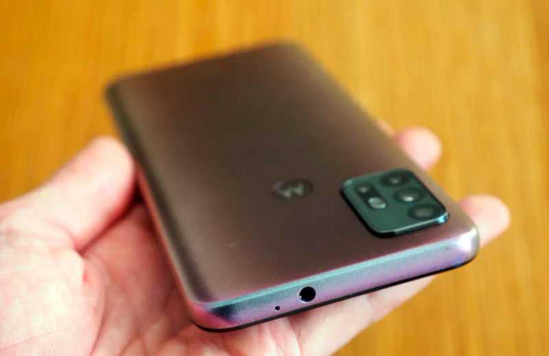 Motorola Moto G30 подключение