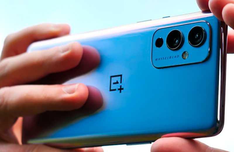 Камера OnePlus 9