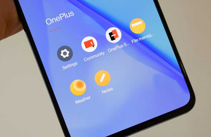 OnePlus 9 дисплей