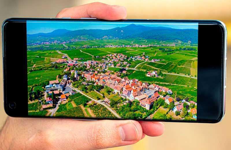OnePlus 9 Pro дисплей