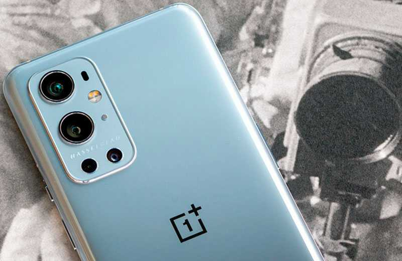 OnePlus 9 Pro камера смартфона