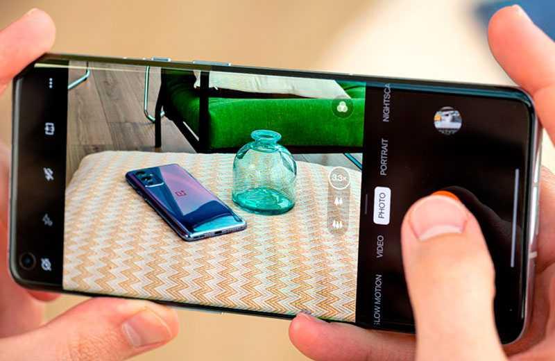 OnePlus 9 Pro качество съёмки
