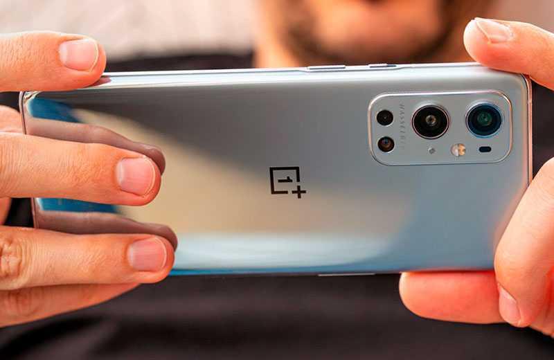 OnePlus 9 Pro съёмка