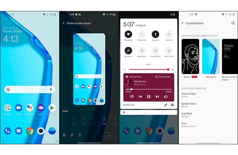OnePlus 9 Pro ПО