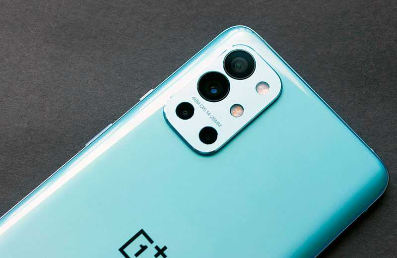 Камеры OnePlus 9R 5G