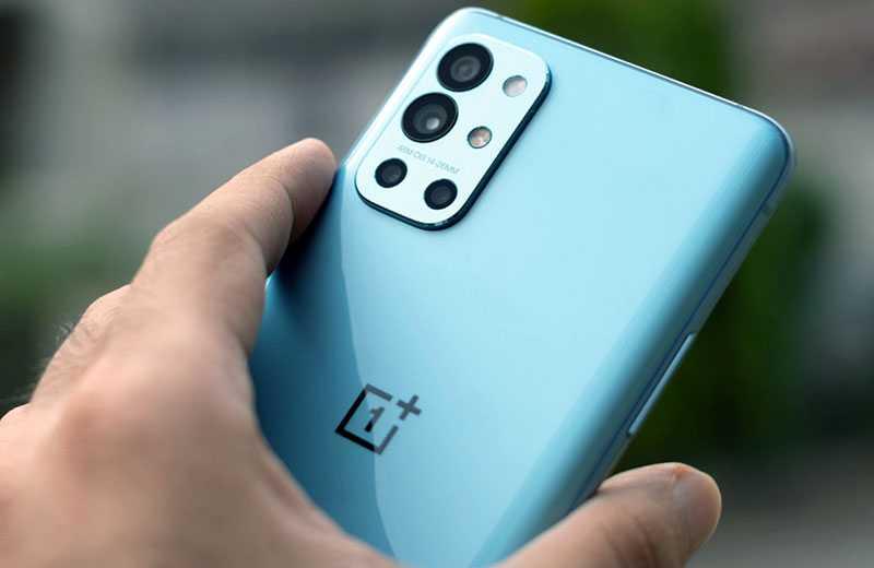OnePlus 9R 5G камера смартфона