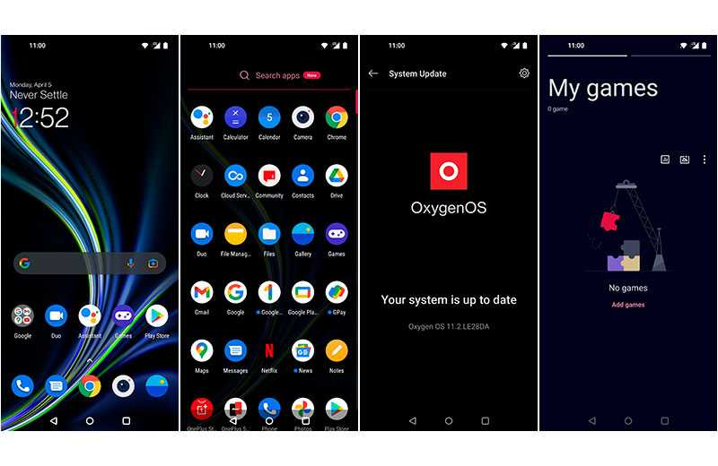 OnePlus 9R 5G ПО