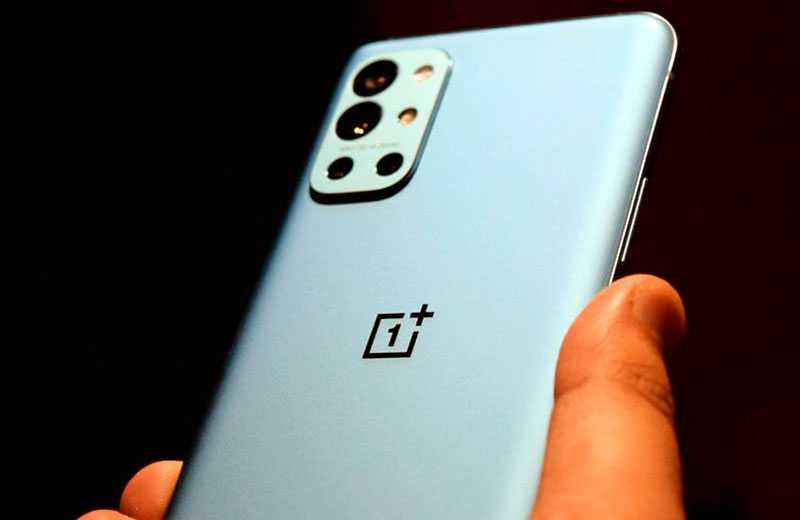 OnePlus 9R 5G качество фото