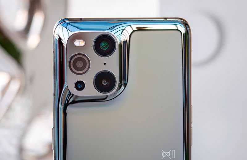 Oppo Find X3 Pro камера