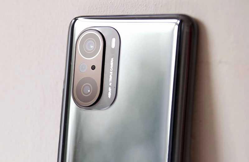 Камеры Poco F3
