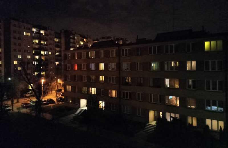 Realme 8 ночной режим