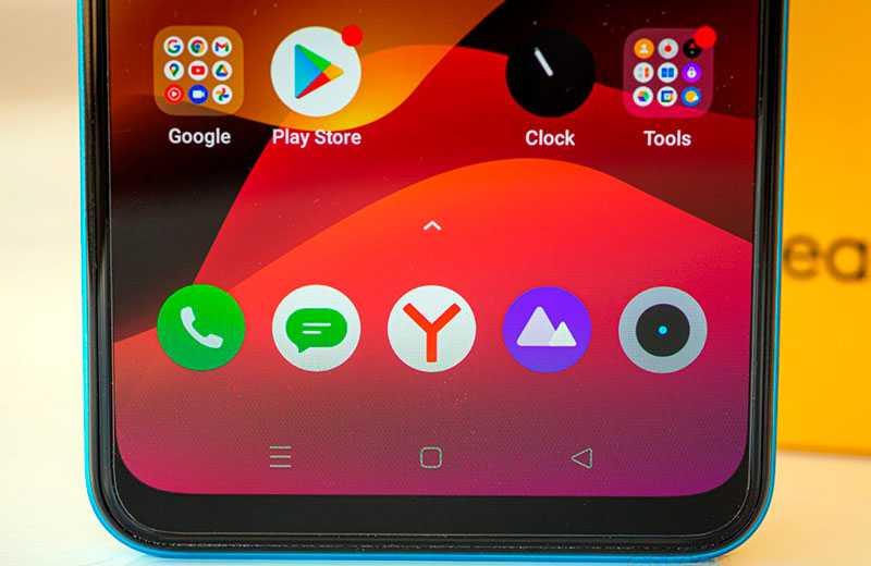 Realme 8 Pro панель экрана