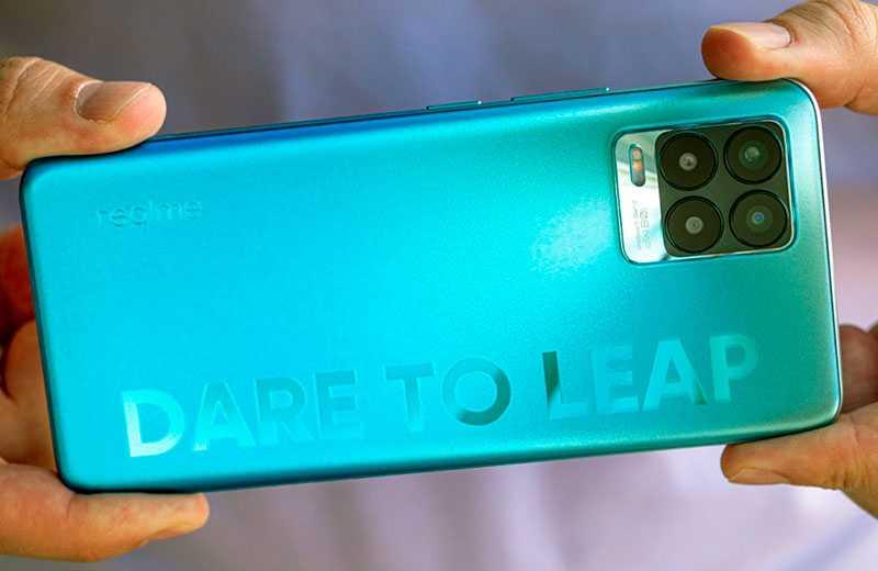 Realme 8 Pro камеры