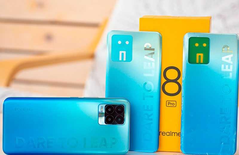 Характеристики Realme 8 Pro