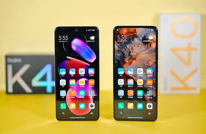 Обзор Redmi K40 серии смартфонов