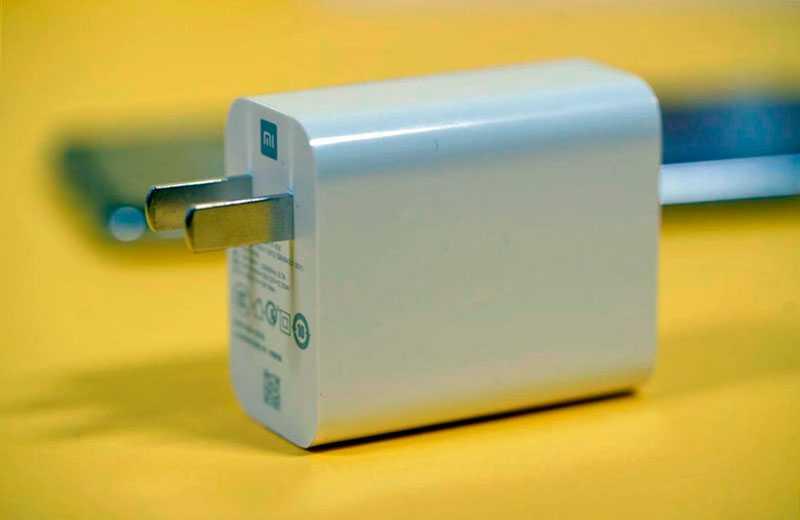 Redmi K40 зарядка