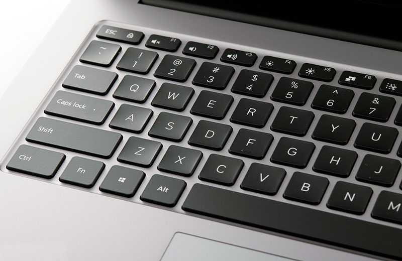 Xiaomi RedmiBook Pro 15 клавиши кравиатуры