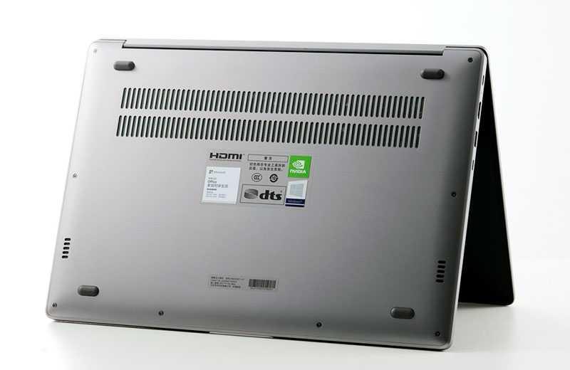 Xiaomi RedmiBook Pro 15 охлаждение и нагрев