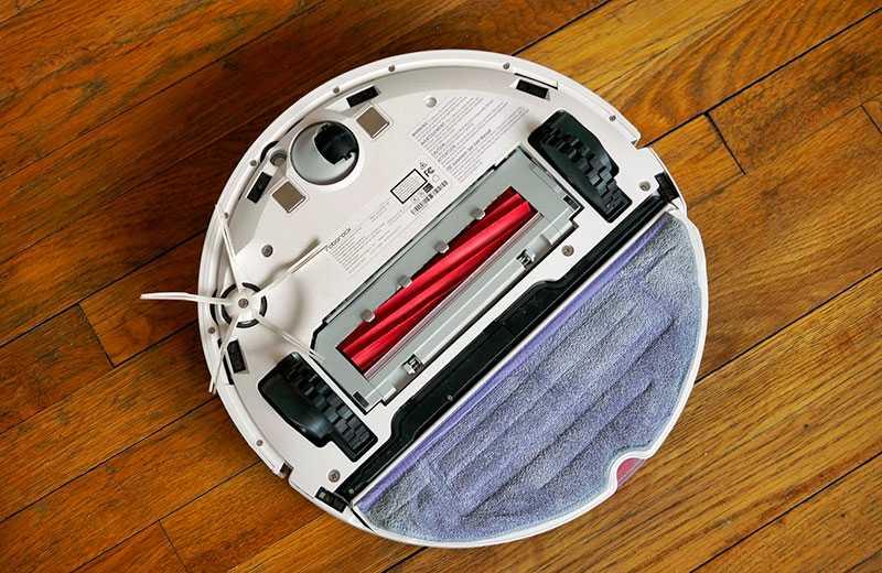 Roborock S7 устройство