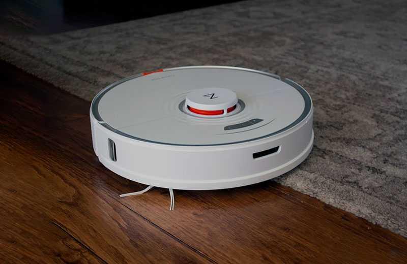 Обзор Roborock S7 робота-пылесоса с вибрацией и подъёмом салфетки — Отзывы TehnObzor
