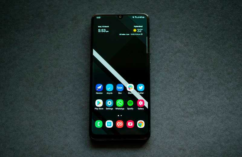 Обзор смартфона Samsung Galaxy A32