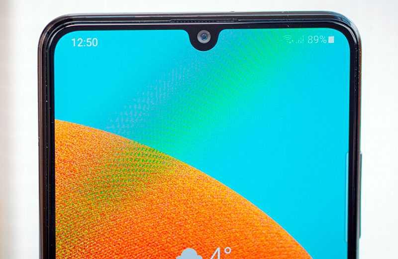 Дисплей Samsung Galaxy A32